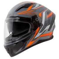 Rjays Apex III Helmet Ignite Grey/Orange