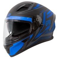 Rjays Apex III Helmet Ignite Matte Black/Blue
