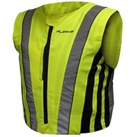 Rjays Premium Safety Vest Hi-Viz Yellow