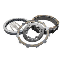 Rekluse RMS-284 TorqDrive Clutch Kit for Most Cable Clutch Big Twin 98-17
