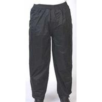 Rjays Rainwear Pant Black