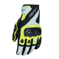 RST Stunt III Gloves Fluro Yellow