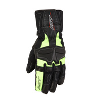 RST T145 Tour Waterproof Gloves Fluro Yellow