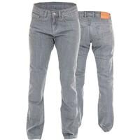 RST Ladies Straight Leg Kevler Jeans Grey [Size:18]