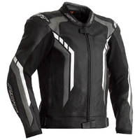 RST Axis Leather Jacket Black/Gunmetal