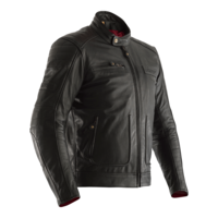 RST Roadster II Leather Jacket Black