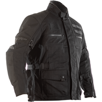 RST Pro Series Raid Textile Jacket Black