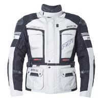 RST Adventure III Textile Jacket Silver