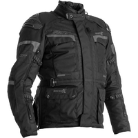 RST Pro Series Adventure-X Textile Jacket Black