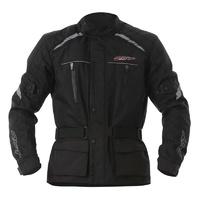 RST Urban T100 Waterproof Textile Jacket Black
