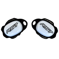 RST TPU Knee Sliders White