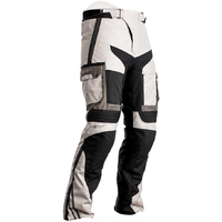 RST Pro Series Adventure-X Textile Pants Silver
