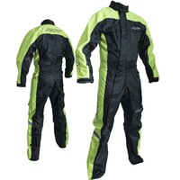 RST Storm Waterproof Suit Black/Yellow