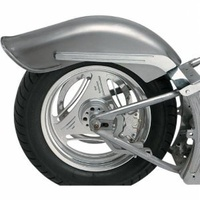 Russ Wernimont Designs RWD-380620 Rear Fender Racer 11 Wide Swingarm for 11 Fatbob  250