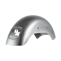 """Russ Wernimont Designs RWD-50419 Full Rear Fender w/Tailight Cut Out 7-1/2"""" Inch Wide for Street Bob 18-Up"""