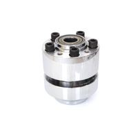 Renegade Wheels RWH0048A Front Hub Chrome for SD XL883L/XL1200C/T/X 14-UpABS