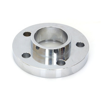 """Hawg Halters RWS600 Rear Pulley Spacer 0.600"""" Chrome"""
