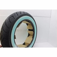 Shinko SR777 Series 160/70 17 81H White Wall Rear Tyre Suit Harley & Metric Cruiser Models