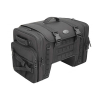 Saddlemen SAD-3516-0270 Tactical Deluxe Cruiser Tail Bag
