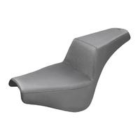 Saddlemen SAD-818-30-174 Step-Up Gripper Dual Seat for Softail Street Bob 18-Up/Standard 20-Up
