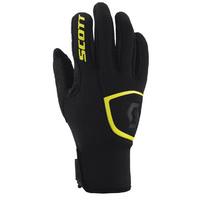 Scott Neoprene II Gloves Black/Lime