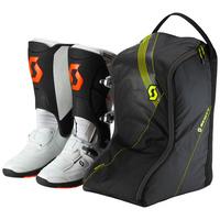 Scott Boot Bag Black/Neon Yellow