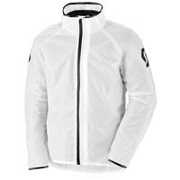 Scott Ergonomic Light DP Rain Jacket Clear