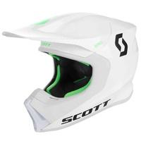Scott 550 Hatch ECE Helmet White