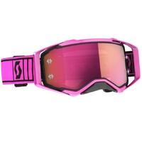 Scott Prospect Goggles Pink Chrome Lens Pink/Black