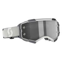 Scott Fury Goggles Light Sensitive Grey Lens Grey