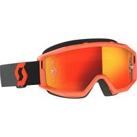 Scott Primal Goggles Orange/Black w/Orange Chrome Lens