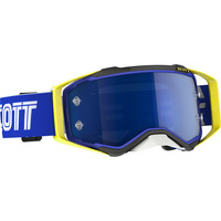 Scott Prospect Goggles Pro Circuit Limited Edition Blue/Yellow w/Blue Chrome