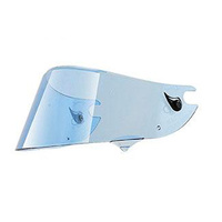 Shark Blue Tint Visor for Race-R Pro Helmet