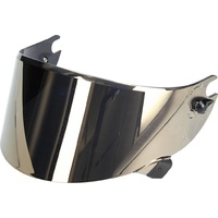 Shark Anti-Scratch Mirrored Gold Visor for Race-R Pro Helmets