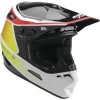 Answer 2022 AR1 Vivid Helmet Answer Red/Hyper Acid