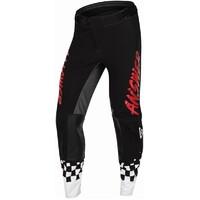 Answer 2022 Elite Redzone Pants Black/Red
