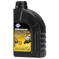 Silkolene Comp 4 15W-50 XP Synthetic Ester Engine Oil 4L
