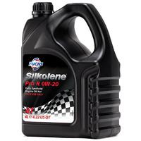 Silkolene Pro R 0W-20 Fully Synthetic Racing Engine Oil 4L