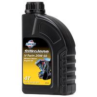 Silkolene V-Twin 20W-50 Mineral Engine Oil 4L