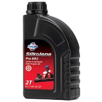 Silkolene Pro KR2 Kart Castor & Synthetic Ester Engine Oil 1L