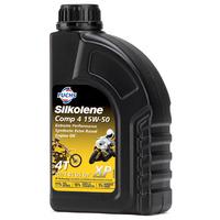 Silkolene Comp 4 15W-50 XP Synthetic Ester Engine Oil 1L