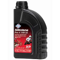 Silkolene Pro 4 15W-50 XP Fully Synthetic Ester Engine Oil 1L
