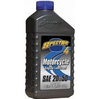 Spectro SPE-L.S42050 4 Mineral Engine Oil 20w 50 1Ltr Bottle (Each)