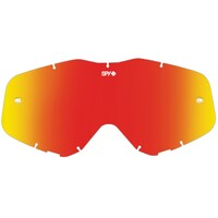 Spy Optic Replacement HD Smoke w/Red Spectra Lens for Klutch/Whip/Targa3 MX Goggles