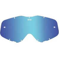 Spy Optic Replacement HD Smoke w/Blue Spectra HD Lens for Klutch/Whip/Targa3 MX Goggles