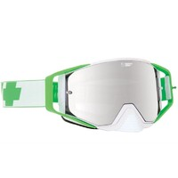 Spy Optic Ace MX Goggle Jeremy McGrath w/Happy Bronze/Silver Mirror Lens