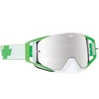 Spy Optic Ace MX Goggle Jeremy McGrath w/Happy Bronze/Silver Mirror Lens