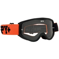 Spy Optic Cadet MX Goggle Jersey Orange w/Clear Anti-Fog Lens