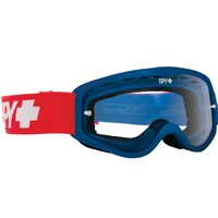 Spy Optic Cadet MX Goggle Classic USA w/Clear Anti-Fog Lens