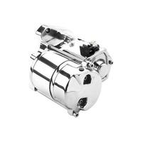 Spyke SPY-404215 14kw Starter Motor Chrome for Big Twin 89-06